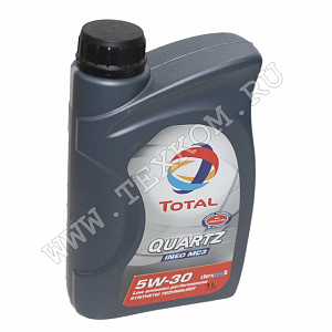 Масло моторное TOTAL QUARTZ INEO MC3 5W30 синт 1л.