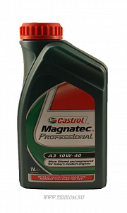 Масло моторное CASTROL MAGNATEC PROFESSIONAL A3 10W40 1л